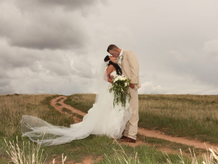 Laramie wedding portrait photography