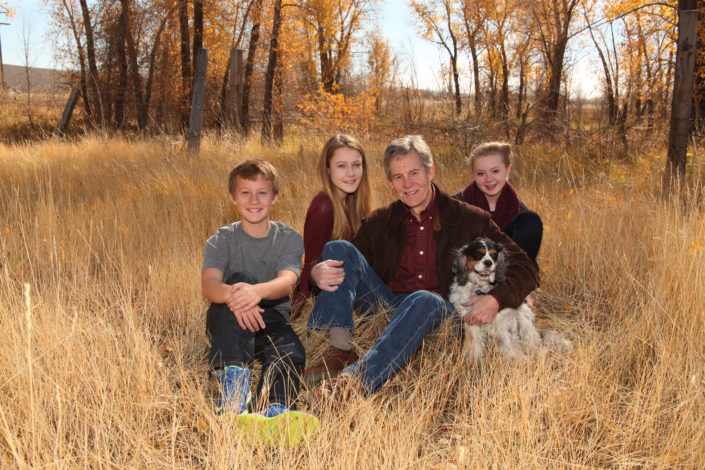 Laramie family portrait photographer